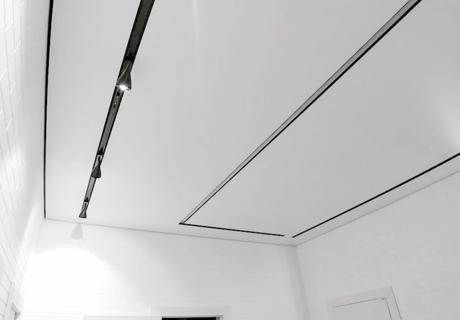 Световые линии SLOTT для натяжных потолков фото №6