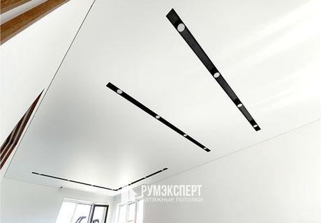 Световые линии SLOTT для натяжных потолков фото №0